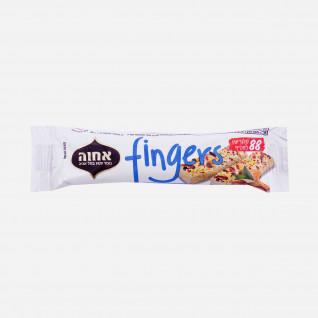 Achva Halva Finger Mandeln