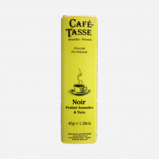 Cafe Tasse Dark Almond & Yuzu