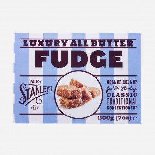 Luxury All Butter Fudge