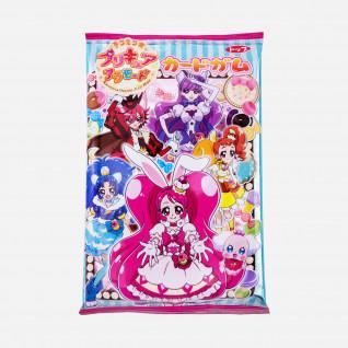 Purikura Card Chewing Gum
