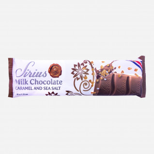 Sirius Milk Chocolate Caramel Seasalt