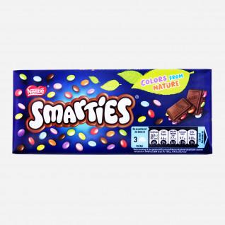 Smarties Schokolade