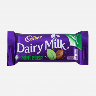 Dairy Milk Mint Crisp