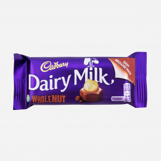 Dairy Milk Wholenut