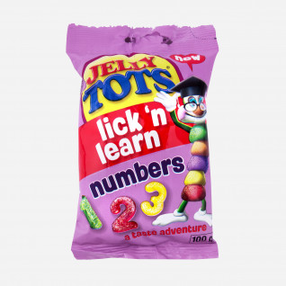 Jelly Tots Numbers