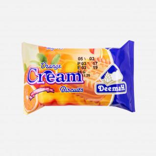 Deemah Orange Cream
