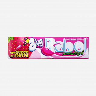 Big Babol Panna Fragola