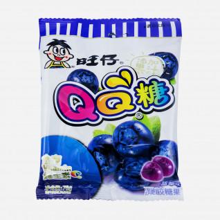 QQ Gummie Blaubeer