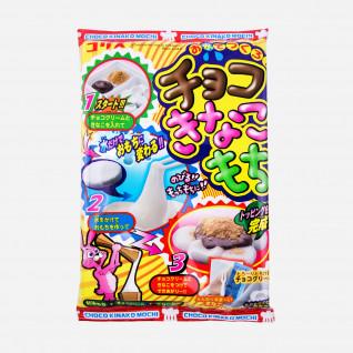 Choco Kinako Mochi DIY
