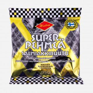 Super Soft Salmiakki Ruutu