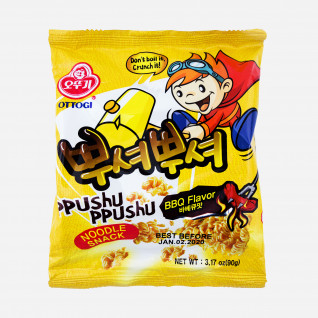 Ppushu Ppushu Noodle Snack