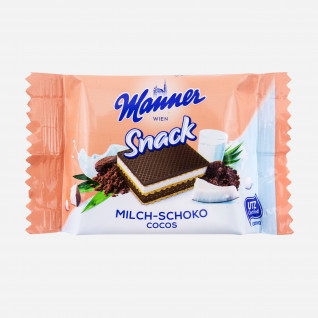 Manner Snack Kokos