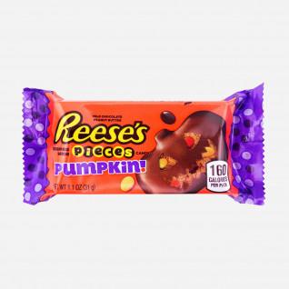 Reeses Pieces Pumpkin