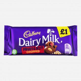 Dairy Milk Fruit & Nut Chopped
