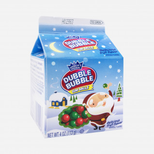 Dubble Bubble Holiday Gumballs