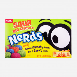 Sour Big Chewy Nerds Box