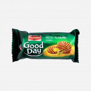 Good Day Pista-Almond Cookies