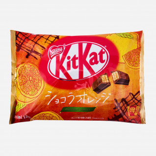 Kit Kat Mini Chocolate Orange