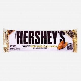 Hersheys White Whole Almonds