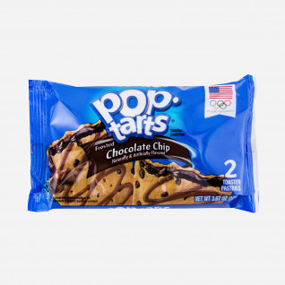 Pop Tarts Frosted Chocolate Chip Single
