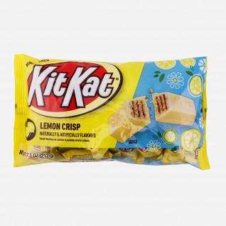 Kit Kat Lemon Crisp