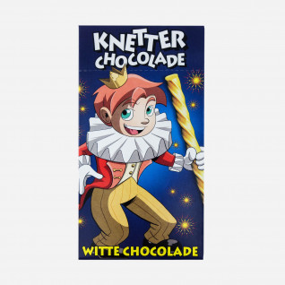 Knetter Chocolade Witte Chocolade