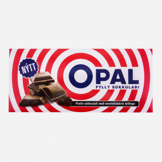 Opal red Schokolade