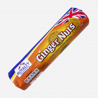 Royalty Ginger Nuts