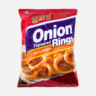 Onion Rings Hot & Spicy