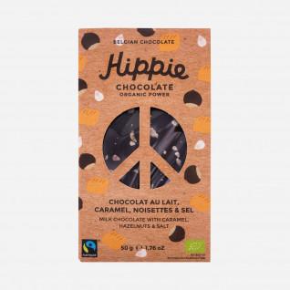 Hippie Chocolate Caramel Hazelnut Salt