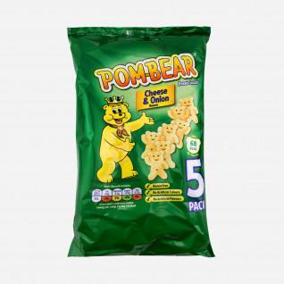 Pom Bear Potato Snack Cheese & Onion