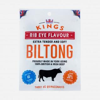 Kings Rib Eye Flavour Biltong