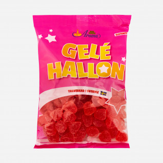 Gele Hallon Sharing Bag