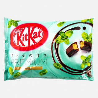 Kit Kat Mini Mint Chocolate