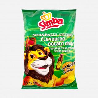 Simba Potato Chips Chutney