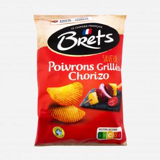 Brets Poivron Chorizo