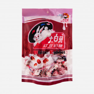 White Rabbit Red Bean Creamy Candy