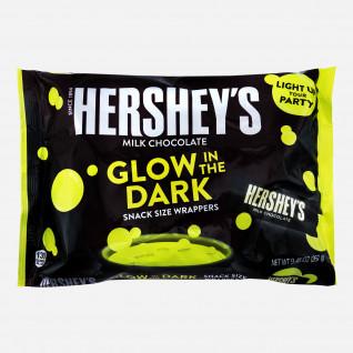 Hersheys Glow in the Dark
