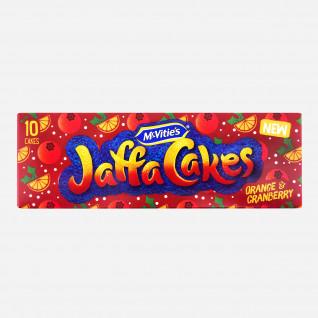 Jaffa Cakes Orange & Cranberry