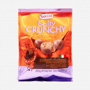 Salty Crunchy Caramel