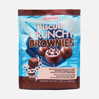 Biscuits Crunchy Brownies