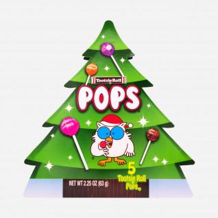 Tootsie Pops Holiday Tree