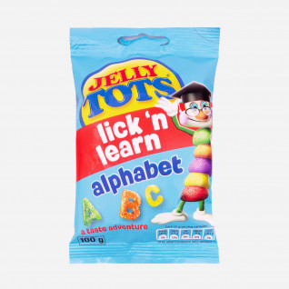 Jelly Tots Alphabet