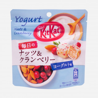 Kit Kat Bites Everyday Nuts & Cranberry Yogurt