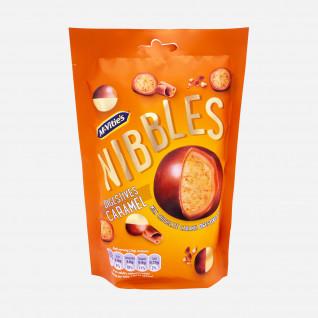 Mc Vitie's Nibbles Digestives Caramel