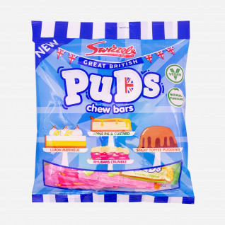Swizzles Great British Puds