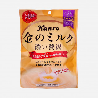 Kanro Premium Milk Candy