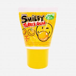 Smiley Tubble Gum