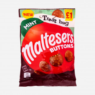 Malteser Buttons Mint Treat Bag