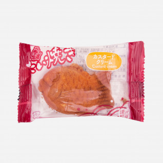 Taiyaki Haraya Custard Cream
